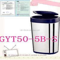 Hot sale stainless steel automatic sensor wholesale recycling bins