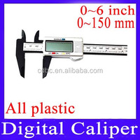 150mm Digital Caliper (All plastic)