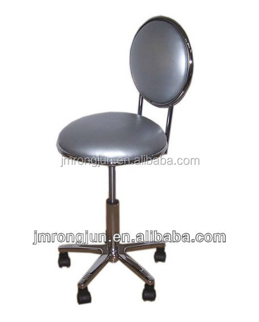 Grey lifted comfortable master chair barber chair for children RJ-2219