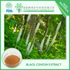 Black Cohosh Root Extract with 8% triterpene glycosides HOT SALE