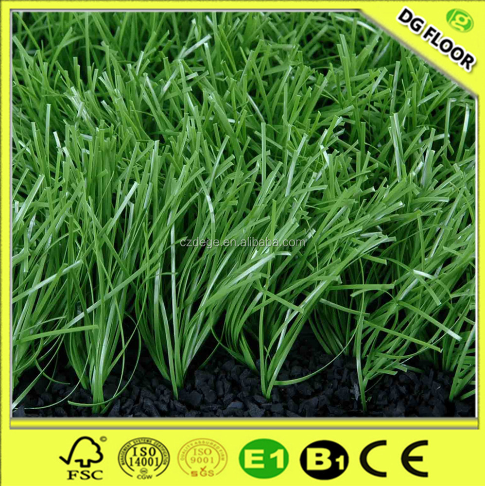 Landscaping high density eco synthetic turf potted artificial grass