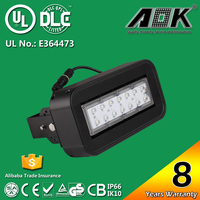 UL DLC cUL TUV GS CE RoSH SAA 8 years Warranty Low Bay Fixture with 120lm/w