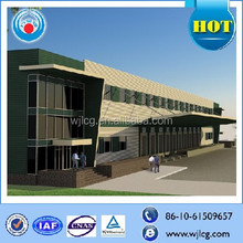 prefabricated steel accommodation building,steel residential buildings,steel structure hotel building