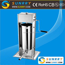 New design stainless steel commercial manual sausage making machine and german sausage stuffer machine prices