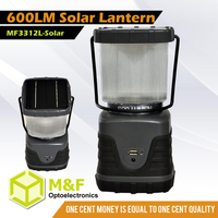 C,ree Bulb Super Power Solar Lantern Light Dubai Style With USB Output