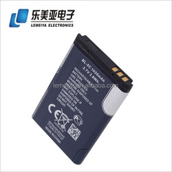 for Nokia BL-5C BL5C Mobile Phone Battery Compatible with Various model for Nokia Mobile Phone