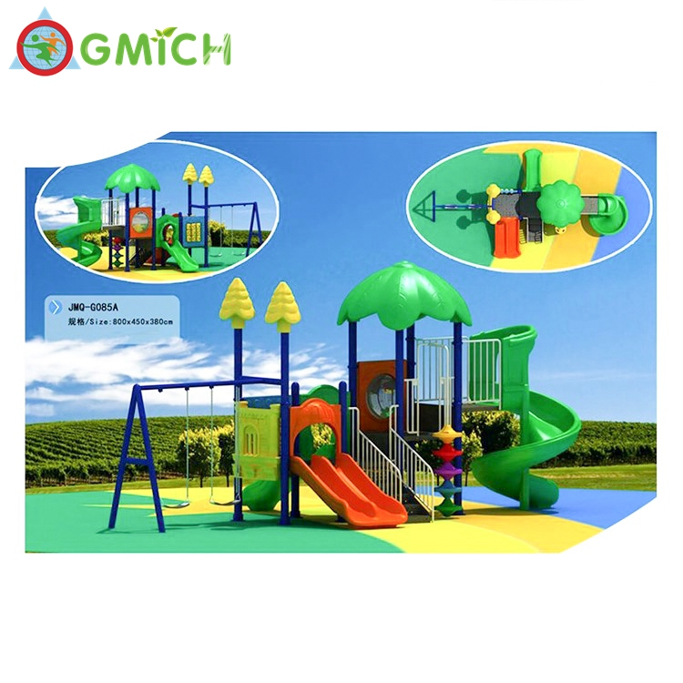 Attractive outdoor homemade playground equipment outside swing sets for adult