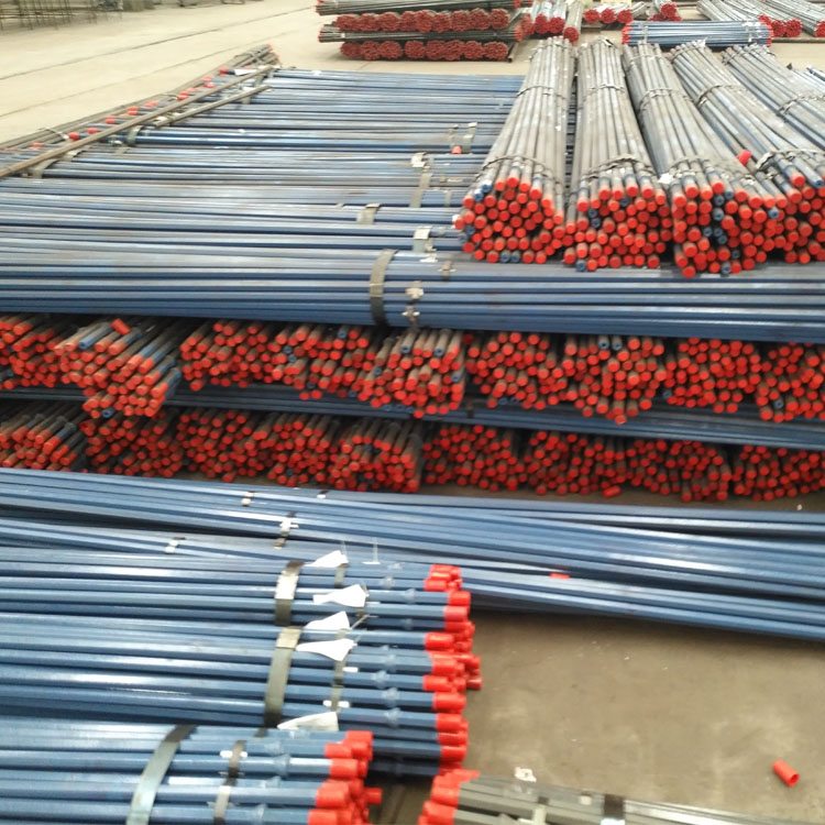 Rock drilling rod Hex.19mm Tapered dill rod manufacturer in China