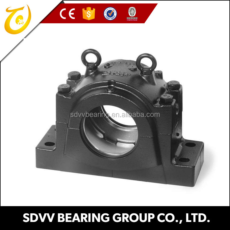hot sale SNL520-617 pillow block bearing Split plummer block housings on an adapter sleeve, with standard seals