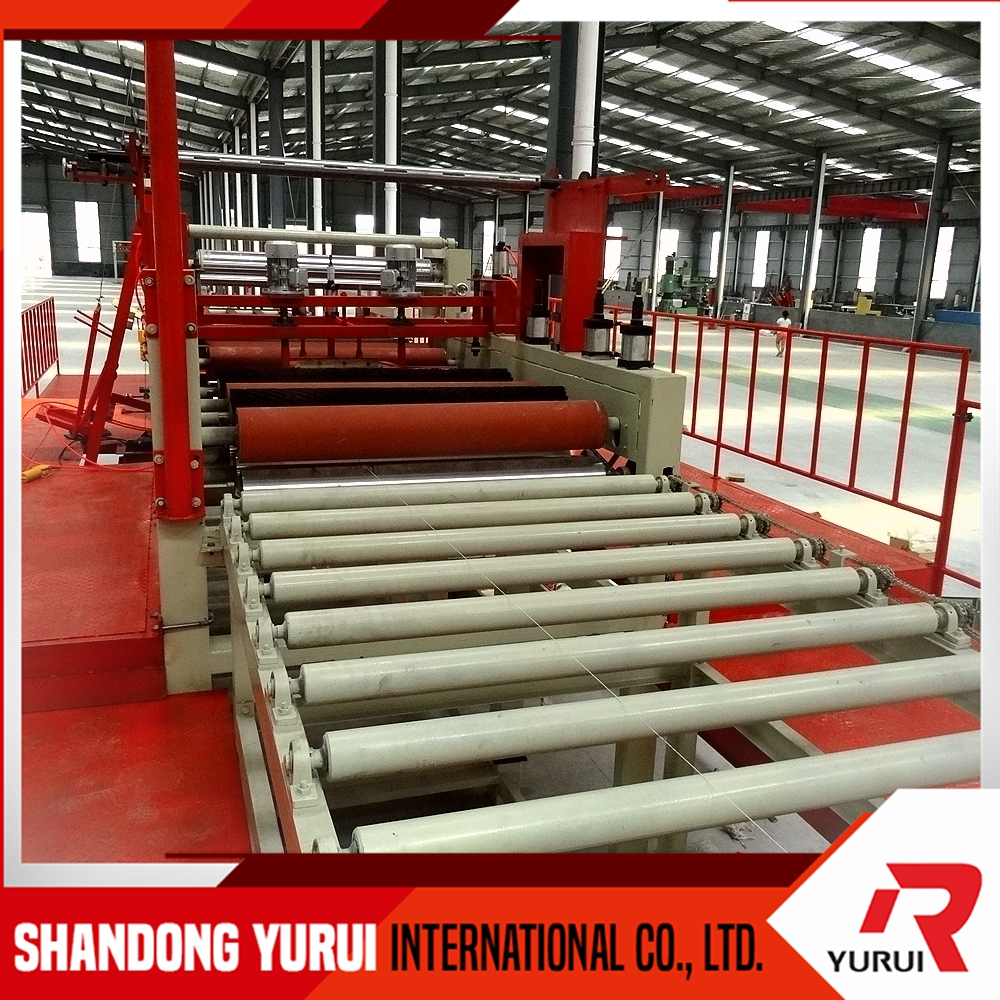 pvc gypsum ceiling tiles equipment/gypsum ceiling board machine production line manufacturer