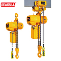 SGW type 0.5ton- 10ton CE fast speed electric chain hoist remote control