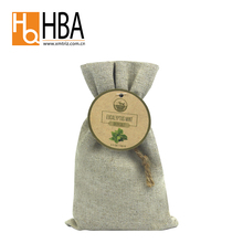 Free Sample Woven Pouch Mint Bath Salts Organic for Private Label