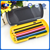 Wholesale alibaba fashion design cheap 3 layer pencil case