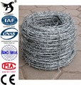 2014 Top Sale Durable Military Grade Barb Wire Fence