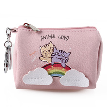 Factory Supplier wholesale pink cute coin purse for children