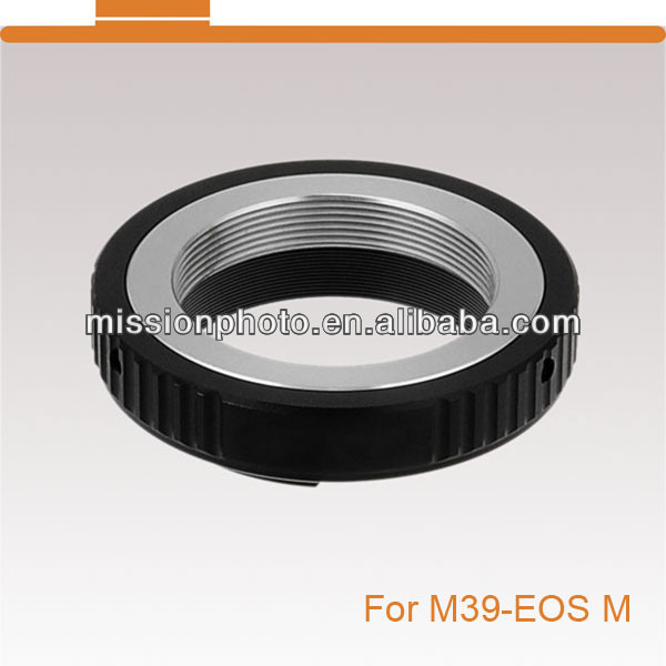 Conversion Lens Mount Adapter for M39-EOS(M)