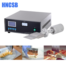 Cutting machine Ultrasonic food processing for cake sandwich and pastry cutting machinery