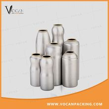 small custom travel accessories metal spray bottle /aerosol silicon spray