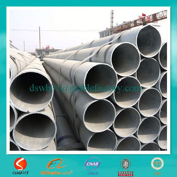 13/4 inch Hrc Hot Dip Galvanized GI Structural Round Steel Tube Pipe