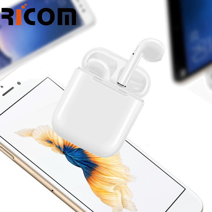 i12 i10 Popular Earphone Headphone I7S I7 Mini I8X I9S TWS Bluetooth earbuds Wireless