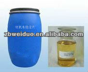 Chlorine-resistant reactive dye-fixing agent