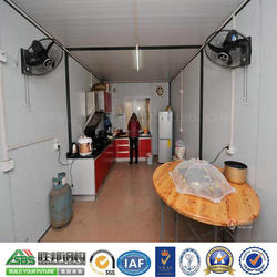 Prefabricated Container House Building
