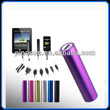 New Design! Mobile phone charger 2600mAh innovative products for import