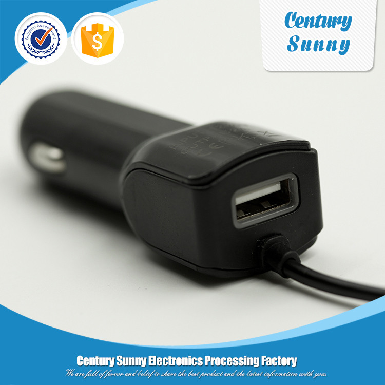 Cheapest mini car charger usb mobile phone universal