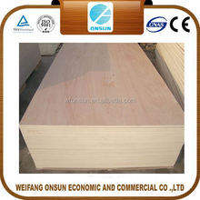 hot sale stable quality excellent plywood seconds for sale