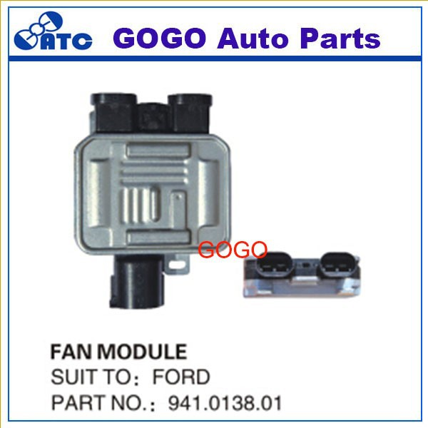 High quality Cooling Fan Control Unit Module Relay Radiator Coolant Fan Control For Ford Mondeo 941013801