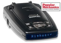 ESCORT Passport 9500ix GPS Enabled Radar Detector.