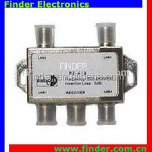 hot sale 4 in 1 out DiSEqC Switch Satellite DiSEqC Switch 4x1