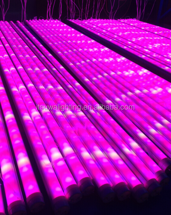 30w led grow light for plant t8 t5 tube type aluminum heatsink smd led. Black Bedroom Furniture Sets. Home Design Ideas