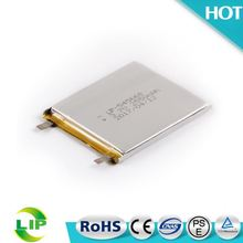 Online Wholesale square li-ion tablet lithium polymer battery 3.7v with 2500mah