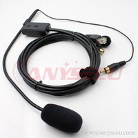 8-core Crystal Head Hands-free car Microphone for SM120/GM950/GM3188/GM300/338/3688 vehicle radio walkie talkie