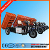 New arrival cargo tricycle with hydraulic/low consumption cargo tricycle with hydraulic