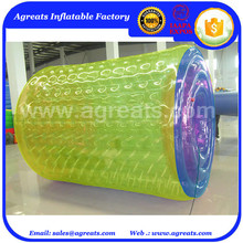 Funny TPU Inflatable Floating Water Roller Ball for kids GW7072