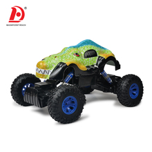 2 Motor 1:14 Scale Rc Truck Dinosaur 4WD Off Road Rc Car