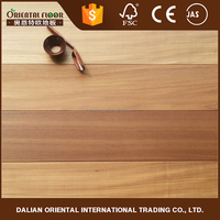 Trustworthy china supplier Teak Wooden Plank Square and Good Price Teak Wood Floating Flooring