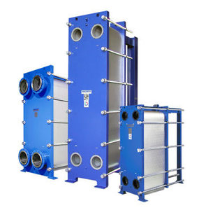Easily Install Industrial Gasket Plate Heat Exchanger