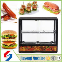 favorable price high quality food warmer with glass dish
