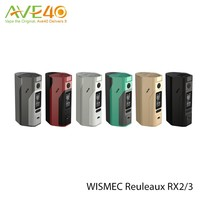 Ave40 Offer First Batch Wismec Reuleaux RX2/3 Mod Upgraded Vision Of Wismec RX200s/RX200