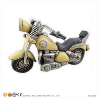 Resin Kids Gift Old Model Motorcycles for Sale