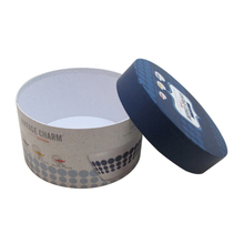 Wholesale cardboard customized paper tea round box