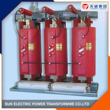 Australian Standards Electrical Equipment Two Winding Three Phase Dry Type Isolation Big Transformer 120Kva