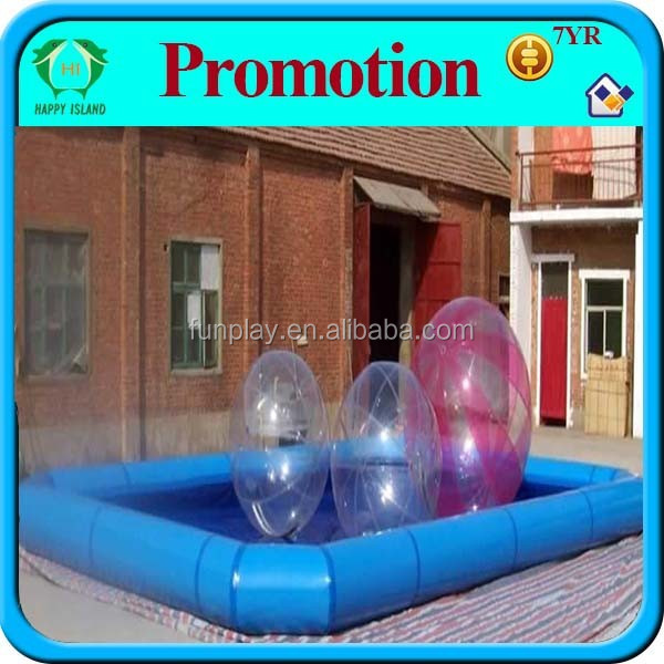 Hot sale inflatable pool large ,inflatable indoor pool,swimming pool competition equipment
