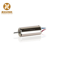 7mm high speed dc coreless motor 4.5v RC airplane mini motor