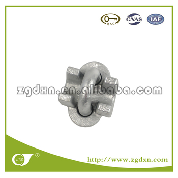 JK Series Stainless Steel Electrical Wire Clip