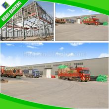 prefabricated metallic structure implementation strategic planning