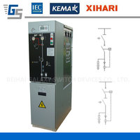 Vacuum Circuit Breaker Cubicle, SF6 Gas Insulated RMU